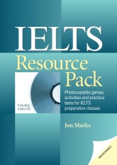 IELTS Resource Pack cover